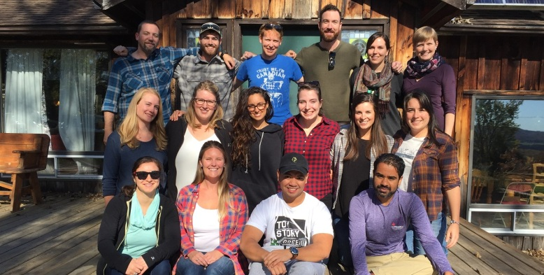 Young Conservation Professionals workshop